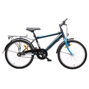 "Drengecykel 20"" 3-gear 20.03 sort/blå"