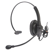 Headset station&aelig;r telefon Accutone TM610