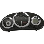 KOSO speedometer, digitalt