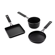 Pandesæt, Mini Pan Set, 3stk