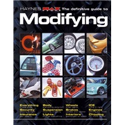 Haynes Max Power Modyfying bog