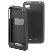 Powercase med batteri 1700 mAh iPhone 4