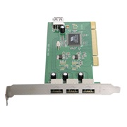 USB 2.0 PCI card, 3 port