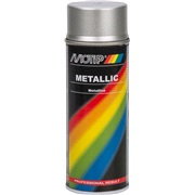 Lakspray, s&oslash;lvmetallic